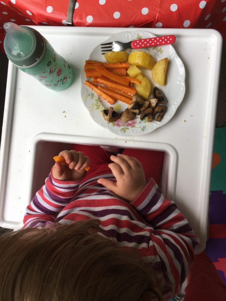 Elternzeit - Kochen wie ein Sternekoch