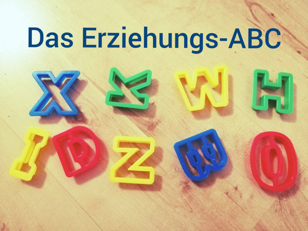 Erziehungs-ABC