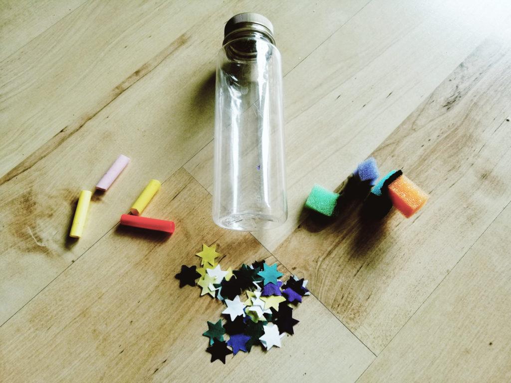 Babyspielzeug selber machen - Materialien