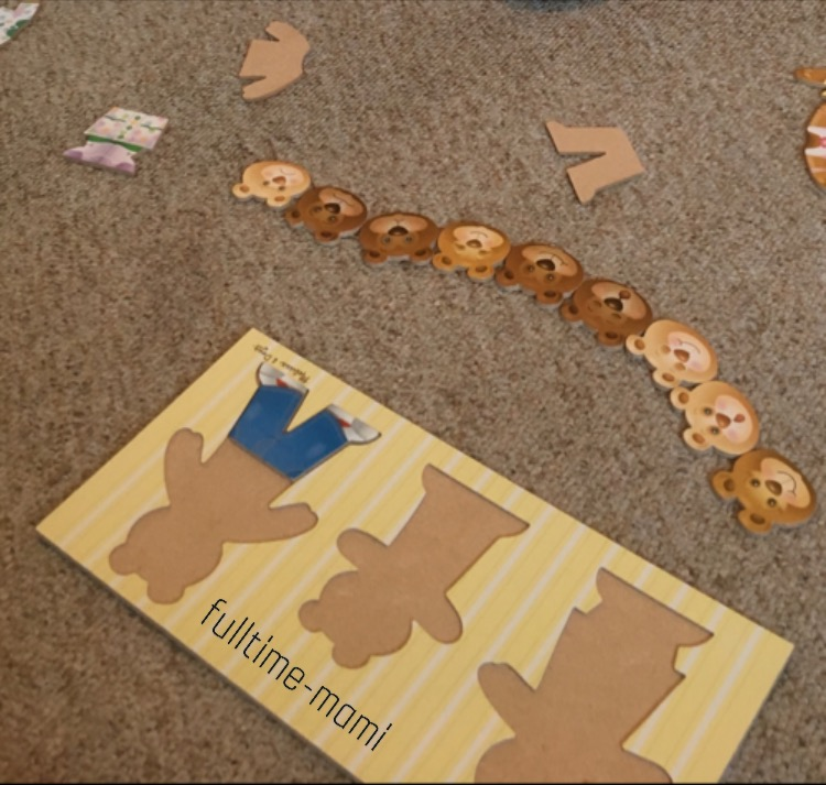 Freispiel puzzlen