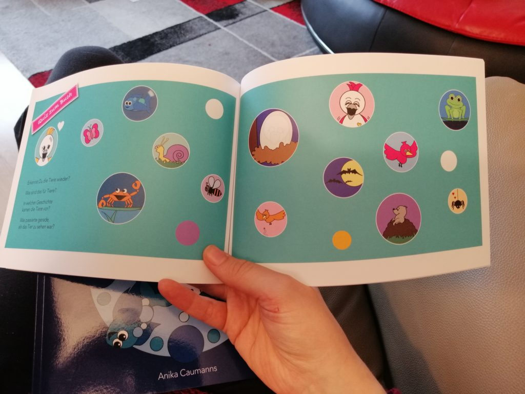 Kinderbuchtipps - Quiz