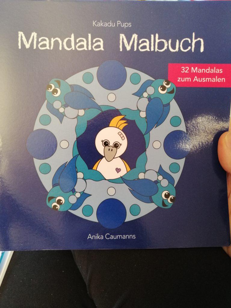 Kinderbuchtipps - Mandalabuch