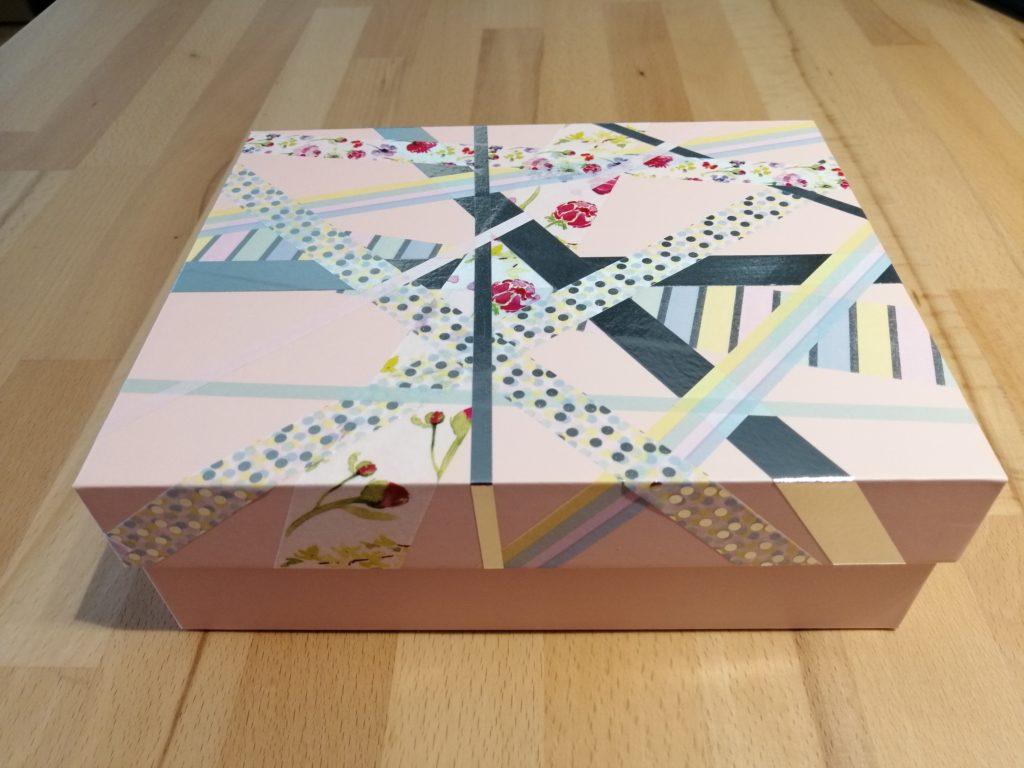 Gechenkboxen zum Geschenke nachhaltig verpacken