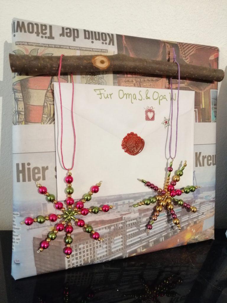 Geschenke nachhaltig verpackt