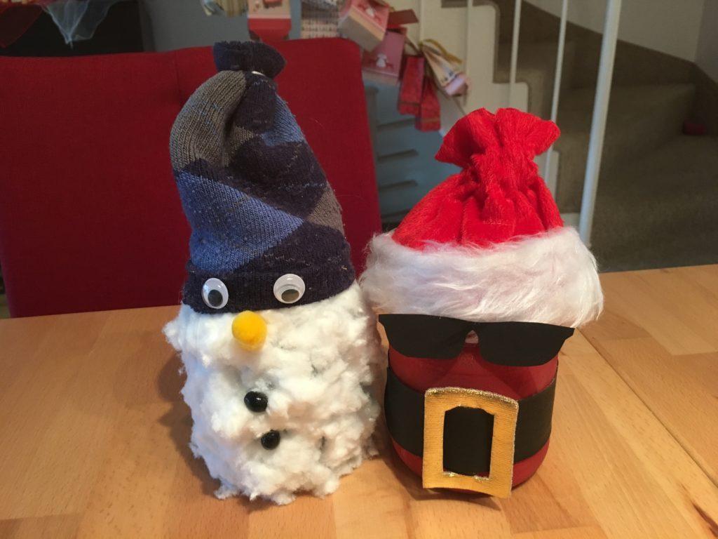 Geschenke nachhaltig verpacken - Gläser