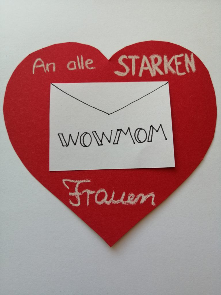 Starke Frauen WOW-MOMs