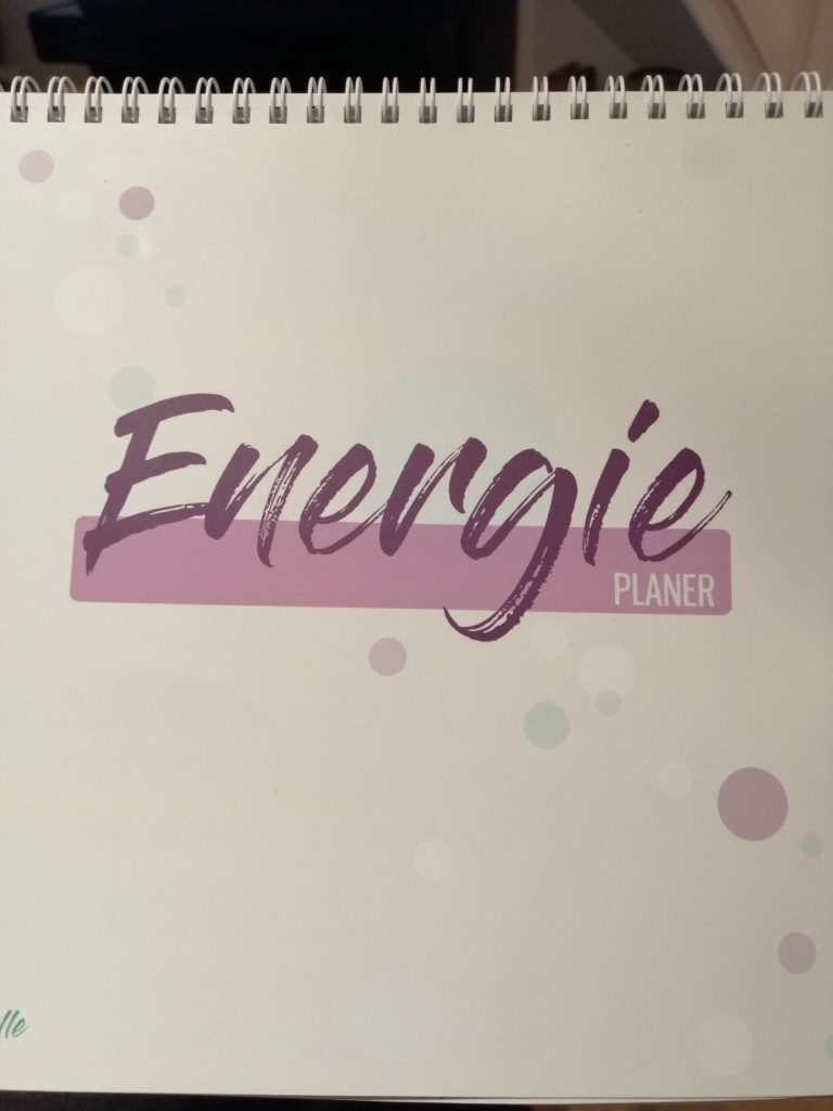 Achtsamkeit Energieplaner