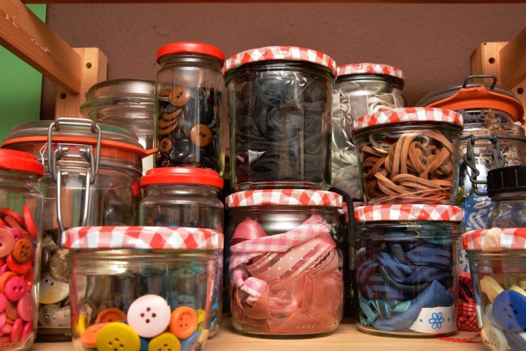 Basteln mit Kindern Materialien
