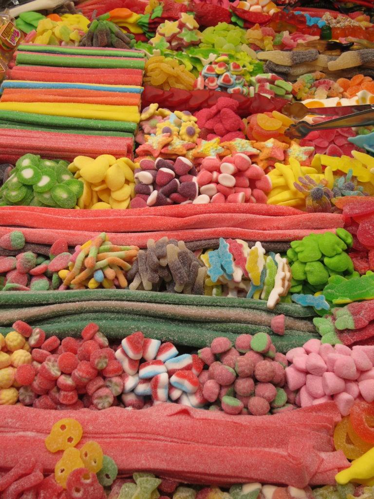 Gute Laune für Mamas mit Nervennahrung Süßigkeiten