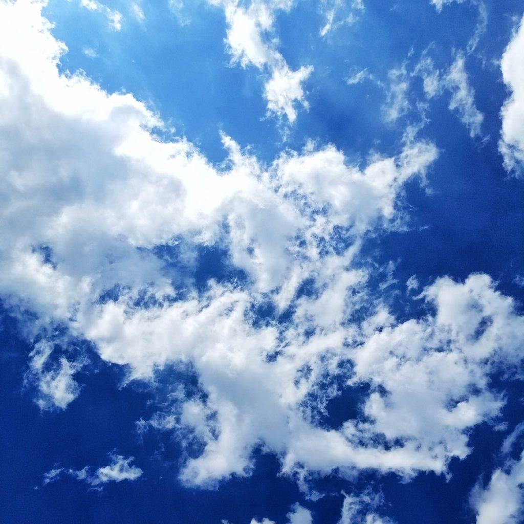 Achtsamkeitsübungen mit Wolken