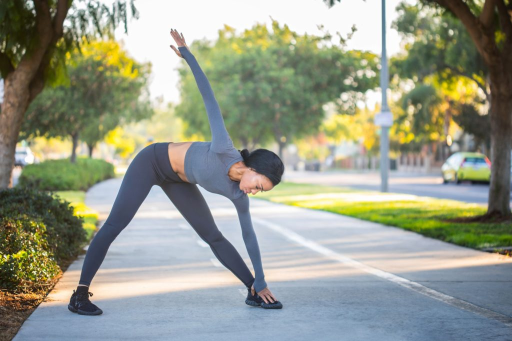 Me-Time MIT Kind beim Yoga