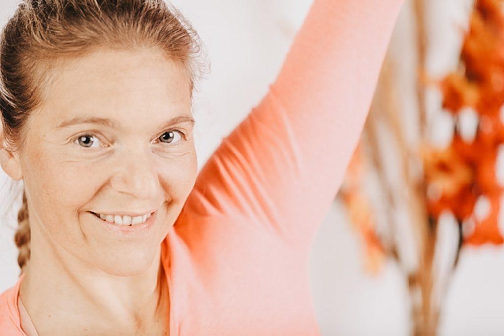 Körperliche Stärke - Autorin Anna Breil